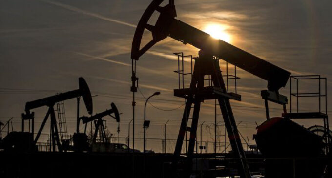 Forcados pushes Nigeria's crude production to one-year high