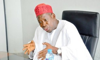 Ganduje: We created new emirates to reduce Sanusi's burden