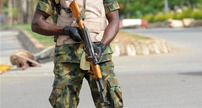 9-year-old killed as soldier opens fire around Shehu of Borno's palace