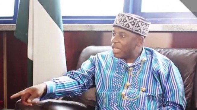 Amaechi: Africa's first standard gauge line would have been Itakpe-Warri railway