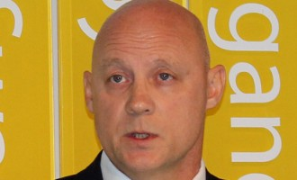 Goschen, MTN's group chief financial officer, resigns