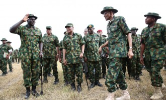 Buhari finally reacts to killing of soldiers, calls it a national tragedy
