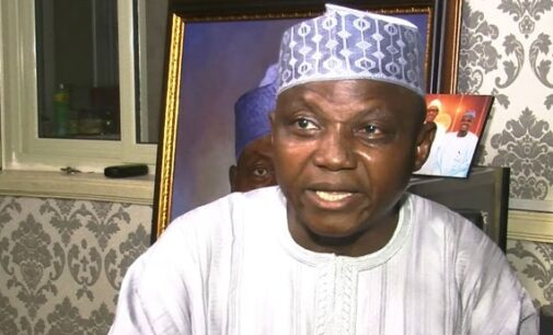 Garba Shehu: I missed Buhari's call but he dropped a text message