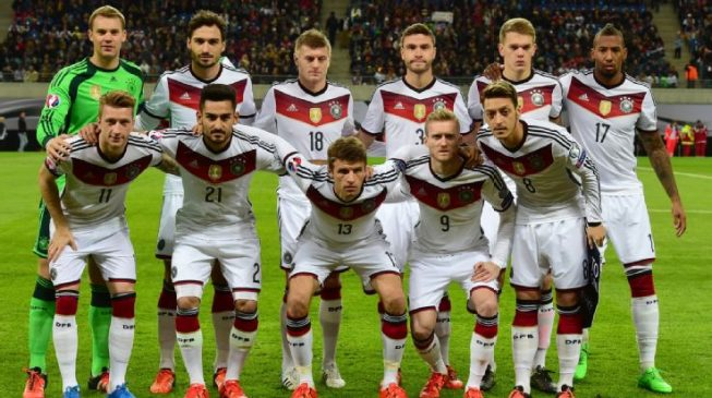 A look at the main contenders for this year's World Cup