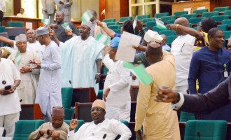 Reps reject bill seeking to empower n'assembly to sack governors