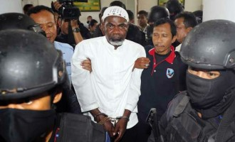 Nigerians top list of latest drug convicts to be executed in Indonesia