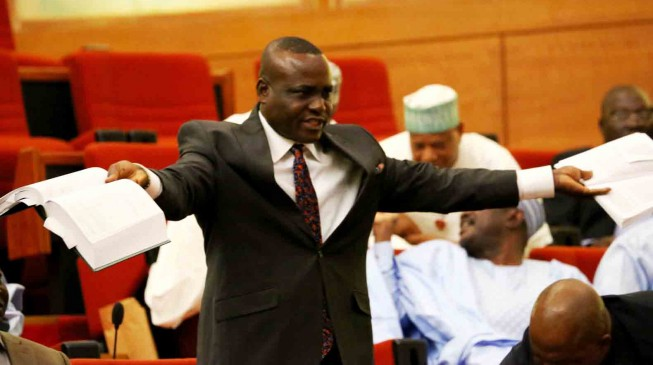 Confusion as Enang opposes Akande, says 'Mr President' will sign 2017 budget