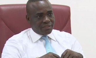 Ita Enang commends senate for defending Buhari