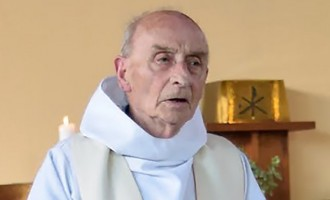 84-year-old Catholic priest knifed to death in France