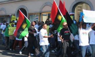 MASSOB: Buhari believes he'll easily crush Biafra