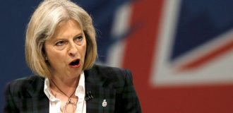 Theresa May seeks support as she faces vote of no confidence
