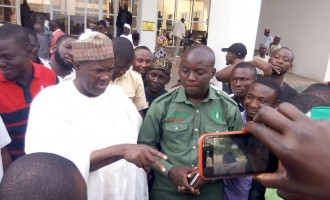 29-year-old 'IBB' becomes NANS president