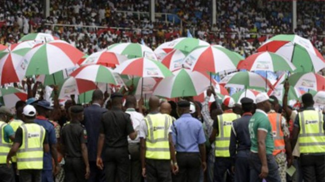 PDP reps: Makarfi is the only chairman known to us… we can never trust Sheriff