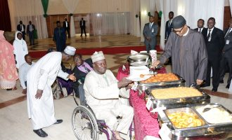 Ramadan Week 3: Ya Allah my Du'a is for Buhari as he forms his government