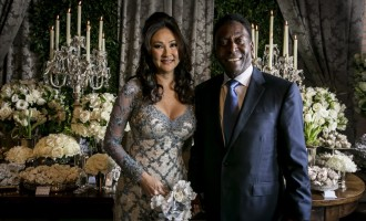 Pele marries for the third time