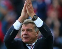 Allardyce quits as Palace manager, inches towards retirement