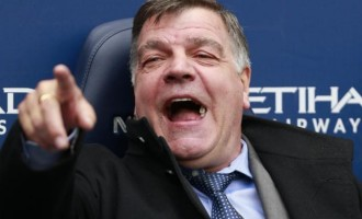 Allardyce to be named England manager 'in 24 hours'