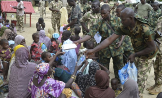 'Vigilant' sniper stops suicide bomber from attacking Borno IDPs