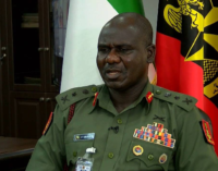 Buratai: Why it's difficult to wipe out Boko Haram