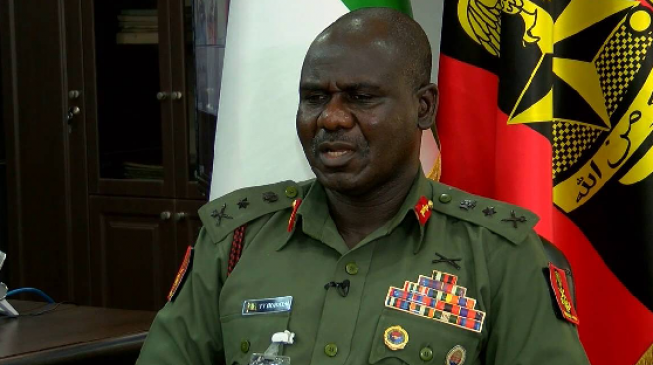 We've tamed insecurity… some people just playing politics - Buratai