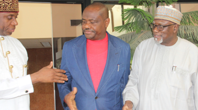 Justice Ngwuta: Amaechi wanted to influence Ekiti, Rivers appeals