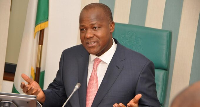Some people out to blackmail principal officers of n'assembly, says Dogara