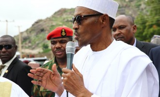 Buhari vows to check culture of waste