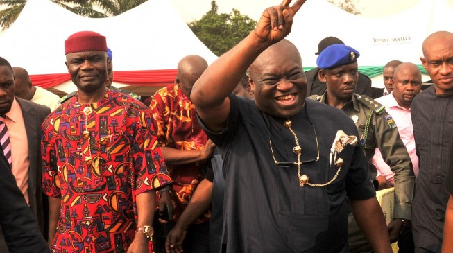 Abia PDP 'in squalor while Ikpeazu's associates are buying latest cars'