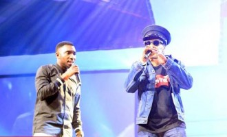 I love you, I didn't steal your song, Dakolo tells Majek Fashek