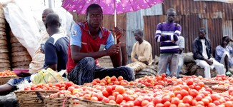 Food prices push Nigeria's inflation rate to 11.28%