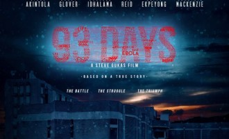 Ebola movie, '93 Days', to premiere at House on the Rock church