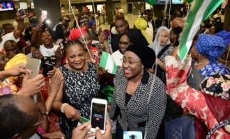 Aisha Buhari charges women to lead the process of uniting Nigerians