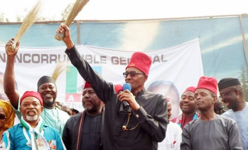 Femi Adesina: Buhari will win if he contests another election