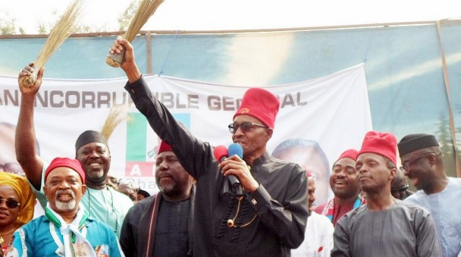 Buhari: I got only 198,000 votes from south-east, yet they have four senior ministers