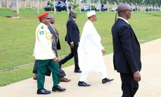 Buhari embarks on first international trip in 50 days