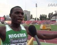 Oduduru: I was frustrated with the AFN