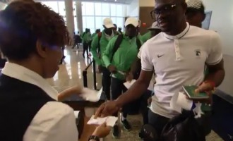 NFF lied about paying Delta Airlines, says Dalung