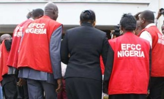 EFCC arrests 2 Enugu commissioners over N23bn 'disbursed by Diezani'