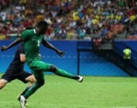 Echiejile defends Etebo's decision to sign for Stoke City, tips him to excel