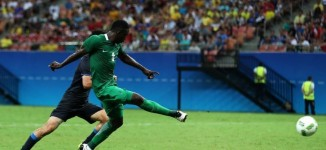 Libya game will be the toughest for Super Eagles, says Etebo