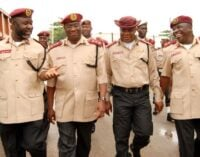 FRSC: We'll deploy over 39,000 personnel nationwide during festive season