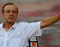 I'll rely on young players for World Cup, says Rohr