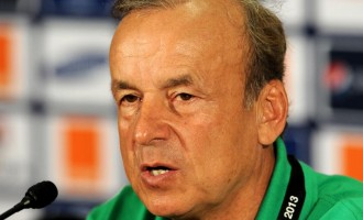 Eagles must not underrate 'strong' Zambia in key WC qualifier, says Rohr