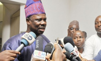I'm not responsible for interrogation of Oshiomhole by DSS, says Amosun
