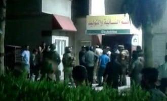 12 newborn babies killed in fire outbreak at Iraqi hospital