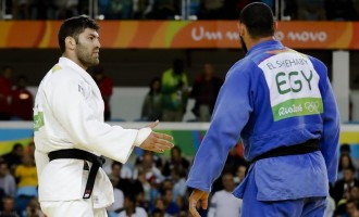 Egyptian Judoka sent home from Rio for refusing to shake Israeli's hands