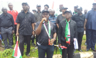Minimum wage is N18,000 but a bag of rice costs N23,000, NLC laments