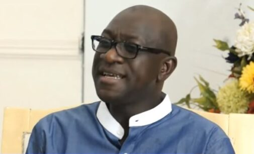 Jibrin to Buhari: Why are you appearing weak? Resign if you can't resist blackmail