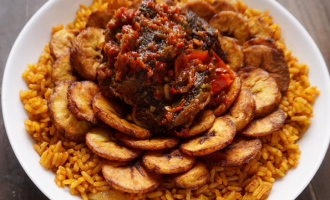 Jollof rice is king but these 8 meals can also be enjoyed at Nigerian parties
