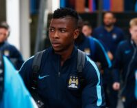Sublime Iheanacho assist stokes Manchester City's win